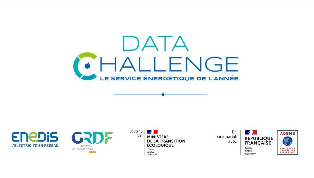 Le 1er Data Challenge récompense des services énergétiques innovants