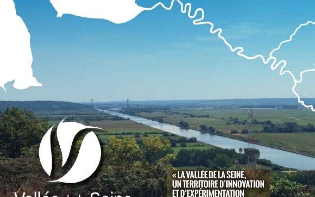 Le Ceren accompagne la transition écologique en Vallée de Seine