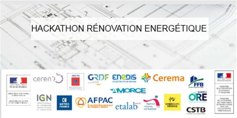 Hackathon sur la rénovation énergétique des bâtiments